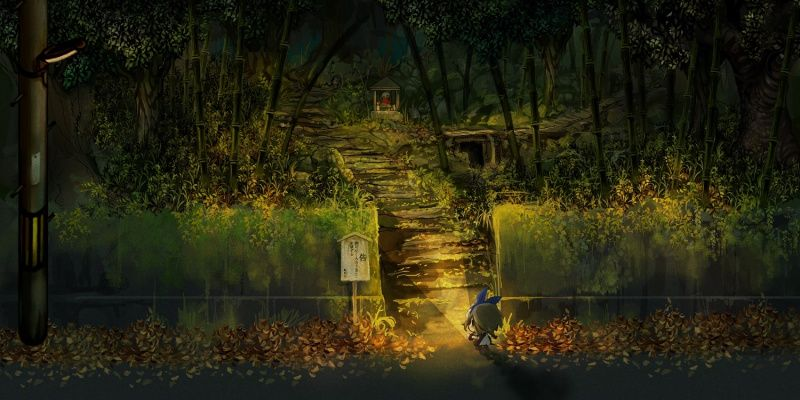 Yomawari: Midnight Shadows (PS Vita)