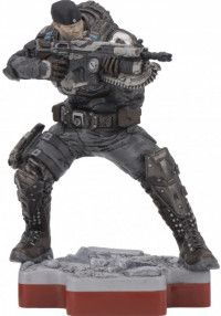Фигурка TOTAKU: Маркус Феникс (Marcus Fenix) Жернова Войны (Gears of War) 10 см