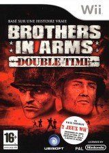 Купить игру Brothers in Arms Double Time (Wii/WiiU) на Nintendo Wii диск