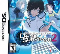 Игра Shin Megami Tensei: Devil Survivor 2 (DS) для Nintendo DS