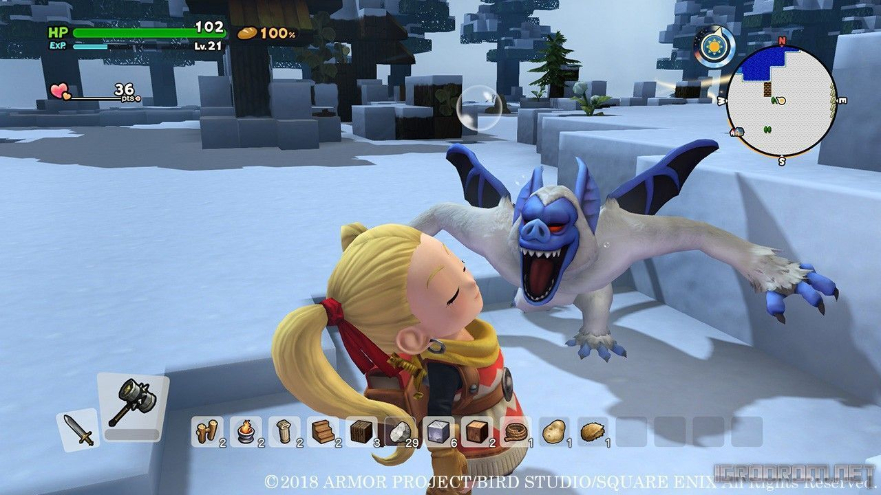 Dragon Quest: Builders 2 (PS4)