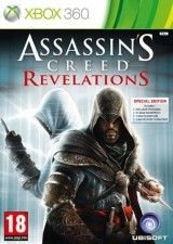 Игра Assassin's Creed: Откровения (Revelations) Special Edition Русская версия для Xbox 360