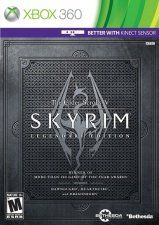 The Elder Scrolls 5 (V): Skyrim Legendary Edition с поддержкой kinect (Xbox 360) для Игры