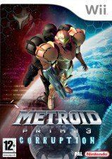 Игра  Metroid Prime 3 Corruption  Рус док для Nintendo Wii