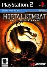 Купить Игру Mortal Kombat: Deception (PS2) для Sony PS2 диск