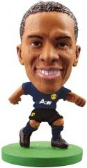 Фигурка футболиста Антонио Валенсия Манчестер Юнайтед Soccerstarz - Man Utd Antonio Valencia - Away Kit (202506)