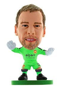 Фигурка футболиста Soccerstarz - West Ham Jussi Jaaskelainen - Home Kit (400113) Фигурки Soccerstarz