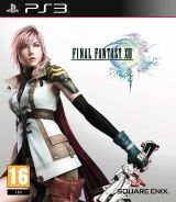 Купить игру Final Fantasy XIII (13) (PS3) USED Б/У на Playstation 3 диск