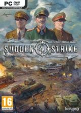 Sudden Strike 4 Box (PC)