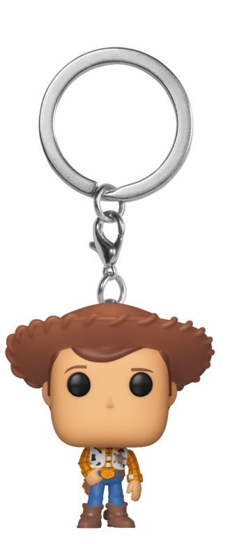 Брелок Funko Pocket POP! Keychain: Вуди (Woody) История игрушек 4 (Toy Story 4) (37416-PDQ) 4 см