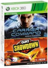 Carrier Command: Gaea Mission + DiRT Showdown (Xbox 360)