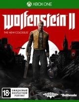Wolfenstein 2 (II): The New Colossus Русская Версия (Xbox One)