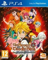 Купить Игру The Seven Deadly Sins : Knights of Britannia (PS4) на Playstation 4 диск