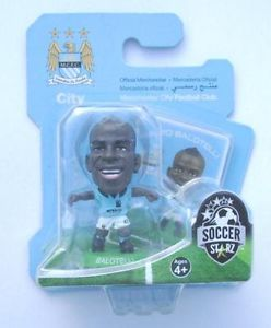 Фигурка футболиста Марио Балотелли Манчестер Сити Soccerstarz - Man City Mario Balotelli - Home Kit (73468) Фигурки Soccerstarz