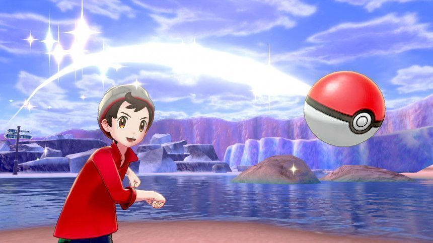 Pokemon: Sword (Switch)