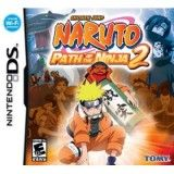 Игра Naruto Path Of The Ninja 2 (DS) для Nintendo DS