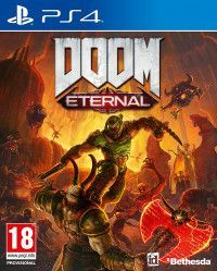DOOM Eternal Русская версия (PS4)