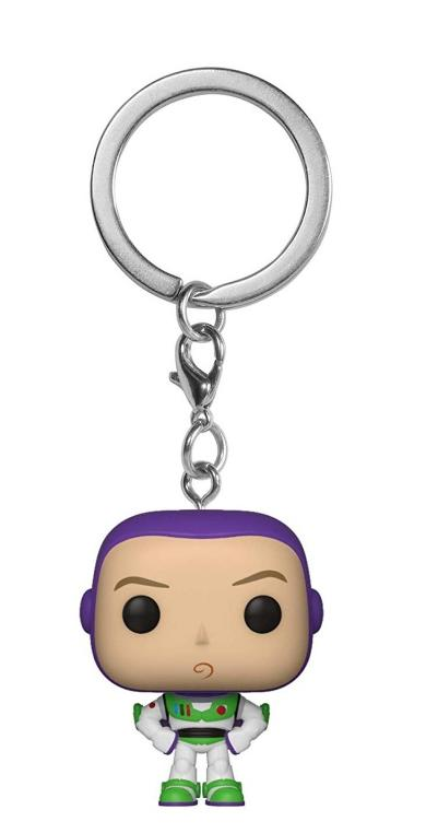 Брелок Funko Pocket POP! Keychain: Базз Лайтер (Buzz) История игрушек (Toy Story) (37019-PDQ) 4 см