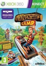 Cabela's Adventure Camp для Kinect (Xbox 360) USED Б/У