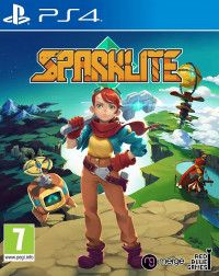 Игра Sparklite (PS4) Playstation 4