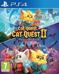 Cat Quest + Cat Quest II (2): Pawsome Pack (PS4)