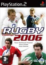 Rugby Challenge 2006 (PS2)