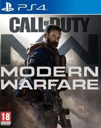 Игра Call of Duty: Modern Warfare (2019) (PS4) Playstation 4