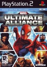 Игра Marvel: Ultimate Alliance для Sony PS2