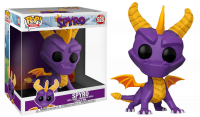 Фигурка Funko POP! Vinyl: Спайро Дракон (Spyro the Dragon) Спайро (Spyro (Exc)) (41430) 25,5 см
