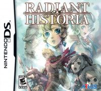 Игра Radiant Historia (DS) USED Б/У для Nintendo DS