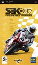 Игра SBK 07 Superbike World Championship (PSP) для Sony PSP