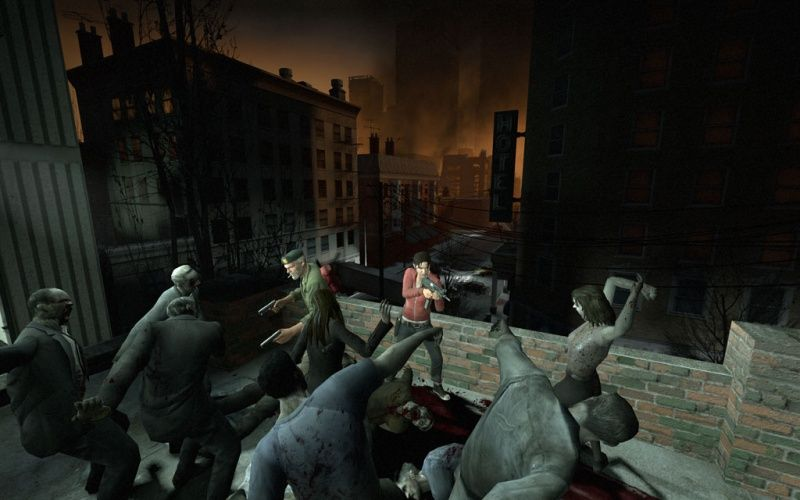 Left 4 Dead Издание Игра Года (Game of the Year Edition) Русская Версия (Xbox 360/Xbox One) USED Б/У