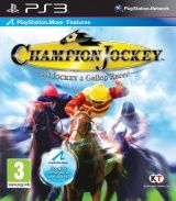 Champion Jockey: G1 Jockey and Gallop Racer с поддержкой Move (PS3)