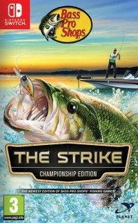 Bass Pro Shops: The Strike - Championship Edition (Switch)