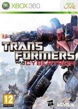 Transformers: War for Cybertron (Xbox 360) USED Б/У
