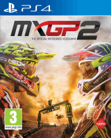 Купить Игру MXGP 2 - The Official Motocross Videogame (PS4) на Playstation 4 диск