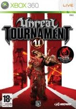 Купить Игру Unreal Tournament 3 (III) (Xbox 360) на Microsoft Xbox 360 диск
