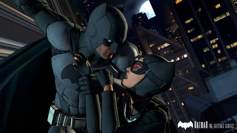 Batman: The Enemy Within The Telltale Series Русская Версия (PS4)