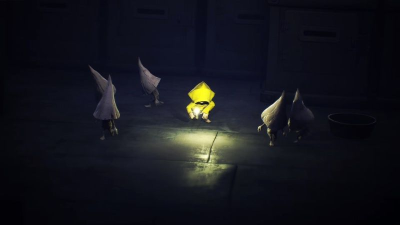 Little Nightmares Русская версия (Xbox One)