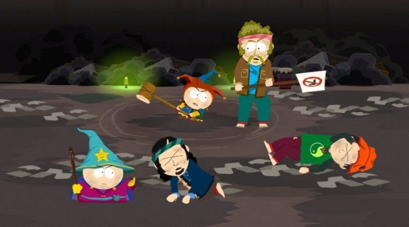 South Park: Палка Истины (The Stick of Truth) Grand Wizard Edition (Xbox 360/Xbox One)