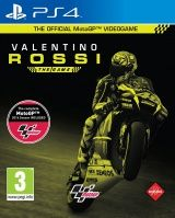 Купить Игру Valentino Rossi The Game (PS4) на Playstation 4 диск