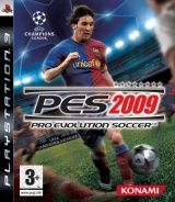 Купить игру Pro Evolution Soccer 2009 (PES 9) (PS3) USED Б/У для Sony Playstation 3