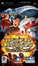 Игра Untold Legends: The Warrior's Code (PSP) для Sony PSP