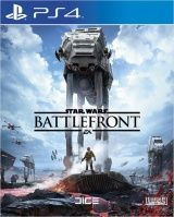 Игра Star Wars: Battlefront Русская Версия (PS4) USED Б/У Playstation 4