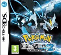 Игра Pokemon Black Version 2 (DS) для Nintendo DS