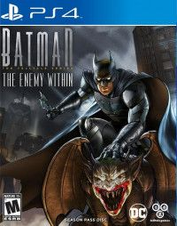 Игра Batman: The Enemy Within The Telltale Series Русская Версия (PS4) Playstation 4