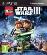 Купить игру LEGO Star Wars 3 (III): The Clone Wars (PS3) на Playstation 3 диск