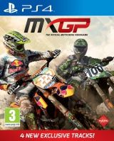 Купить Игру MXGP - The Official Motocross Videogame (PS4) на Playstation 4 диск