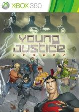 Young Justice: Legacy (Наследие) (Xbox 360)