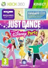 Just Dance: Disney Party для Kinect (Xbox 360)